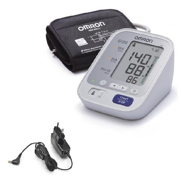 Asinsspiediena mērītājs OMRON M3 + adapteris 1