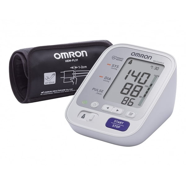 Asinsspiediena mērītājs OMRON M3 Comfort 1