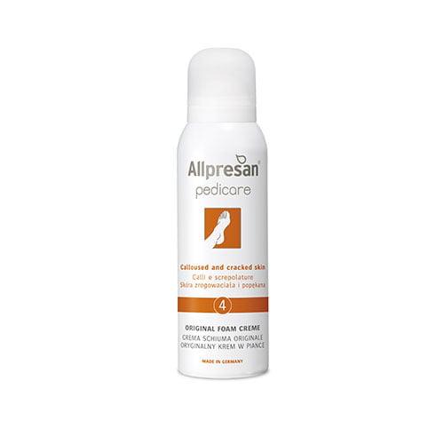 Allpresan® 4 putas – krēms saplaisājušai un sabiezējušai pēdu ādai  125 ml 1