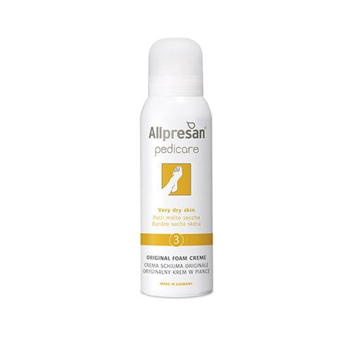 Крем-пена Allpresan®3 для очень сухой кожи ног, 125 мл 1