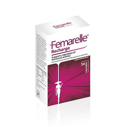 Femarelle Recharge 50+ (Uzlāde) 1