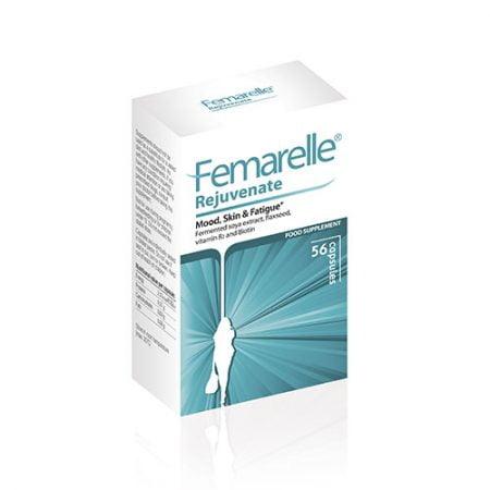Femarelle Rejuvenate 40+ (Atjaunošanās) 24