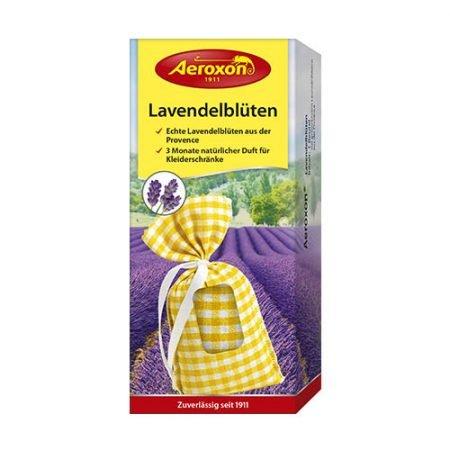 Aeroxon lavandas ziedu maisiņš 3