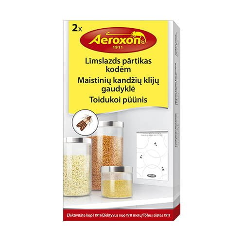 Aeroxon līmslazds pārtikas kodēm, 2 gab. 1