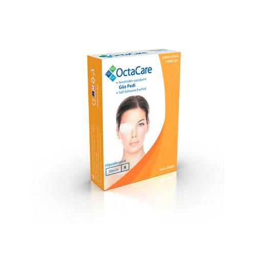OctaCare pašlīmējošs acu plāksteris, 1 gab. 1