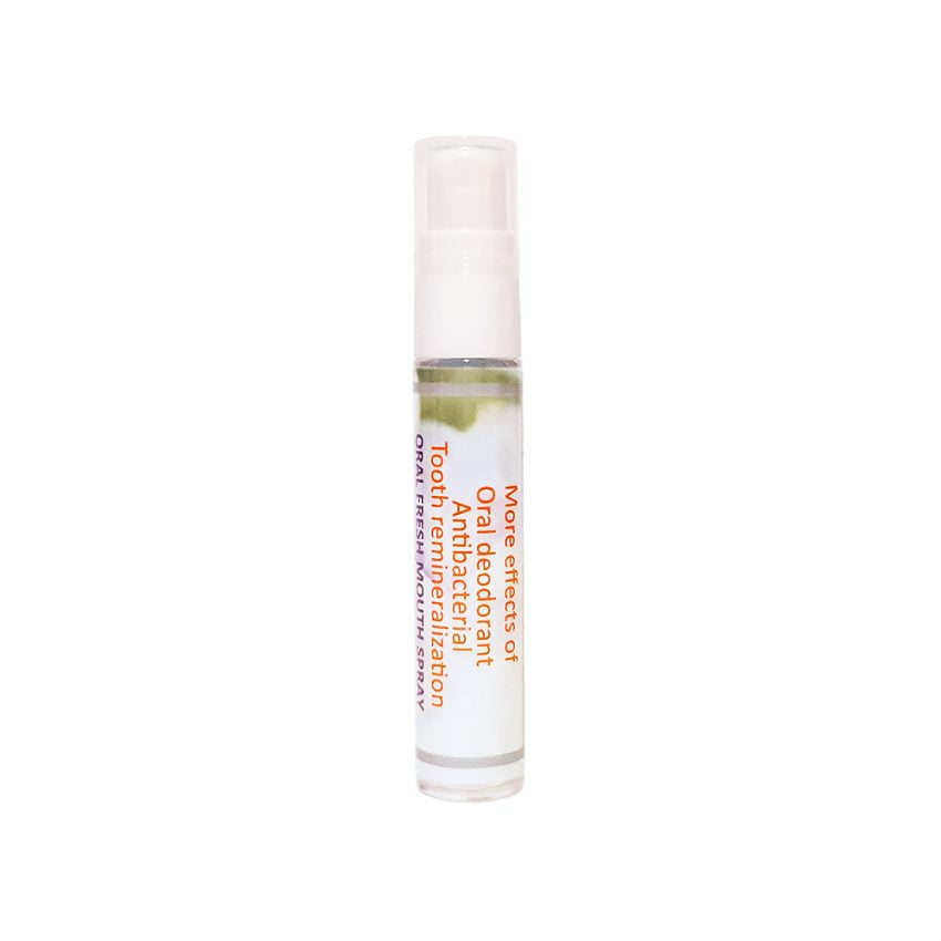 NANOSIGMA освежающий спрей для полости рта 8 мл. 1