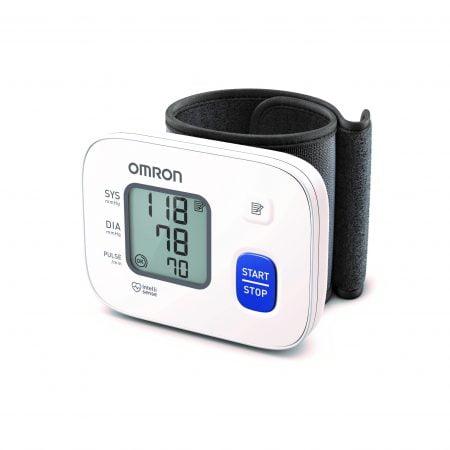 Asinsspiediena mērītājs OMRON RS2 4