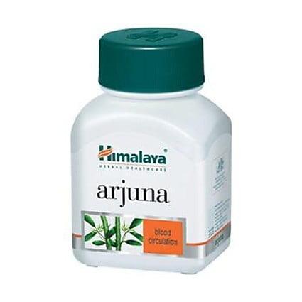 Himalaya Arjuna N60 uztura bagātinātājs asinsvadu sistēmai 4