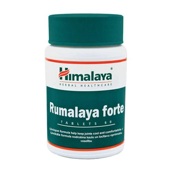 Himalaya Rumalaya forte N60 uztura bagātinātājs kaulu locītavām 1