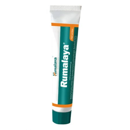 Himalaya Rumalaya Gel 30 g gels sāpju atvieglošanai 4