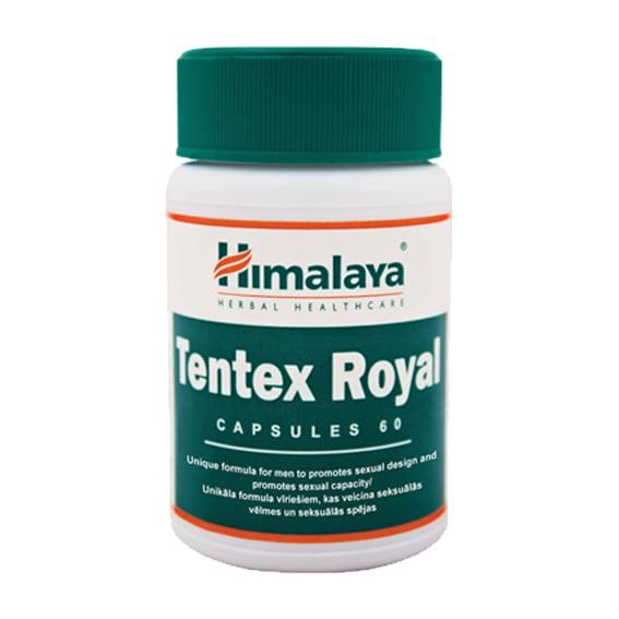 Himalaya Tentex Royal N60 uztura bagātinātājs vīriešiem 1