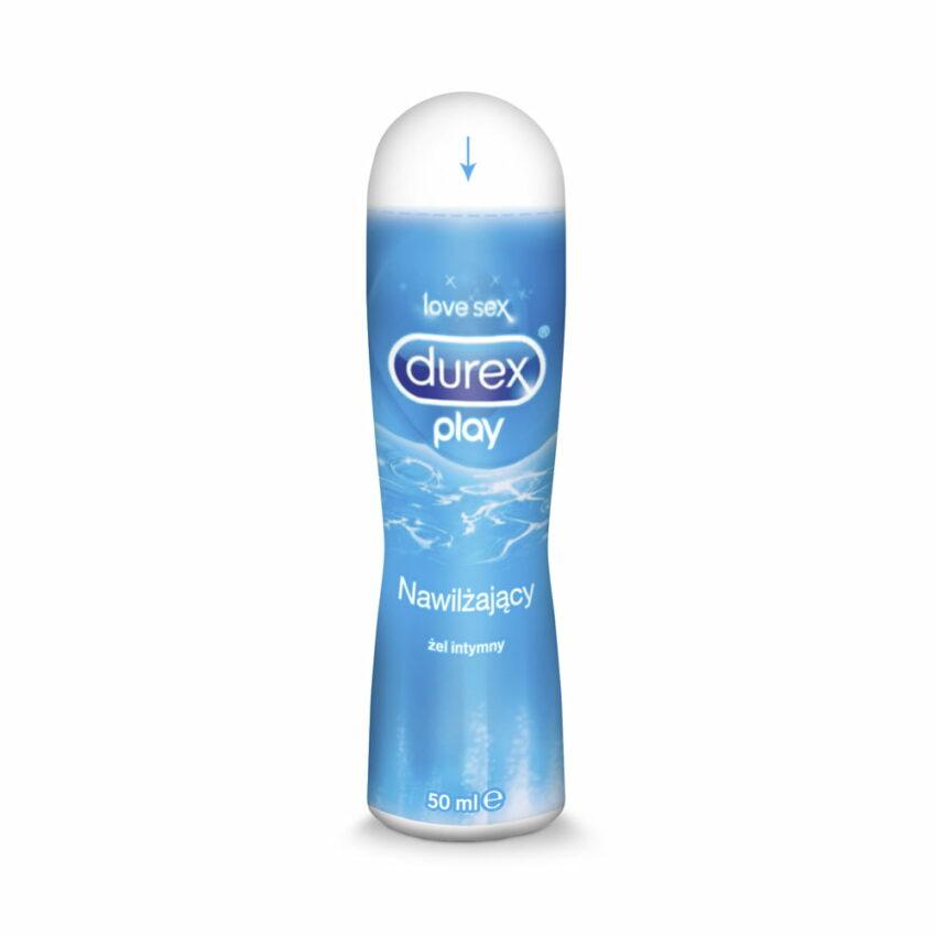 DUREX Play mitrinošā intīmā sajūsmu želeja, 50 ml 1