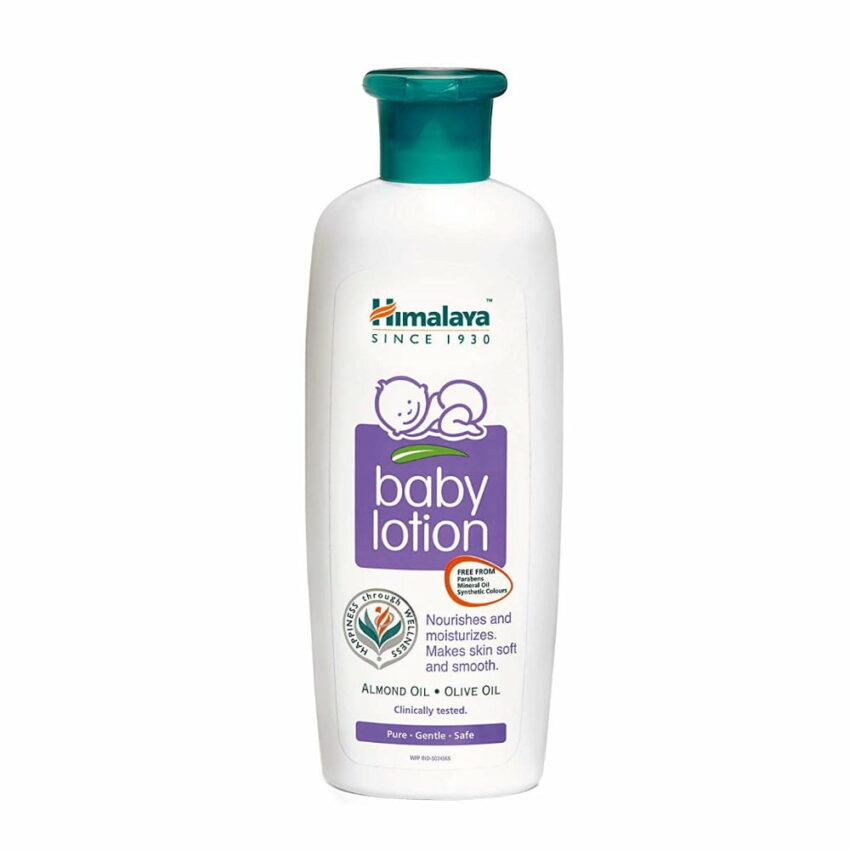 Himalaya Herbals Baby Lotion 200 ml losjons bērniem 1