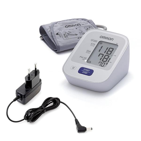Измеритель артериального давления OMRON M2 + адаптер 1