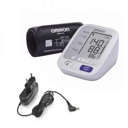 Asinsspiediena mērītājs OMRON M3 Comfort + adapteris 3