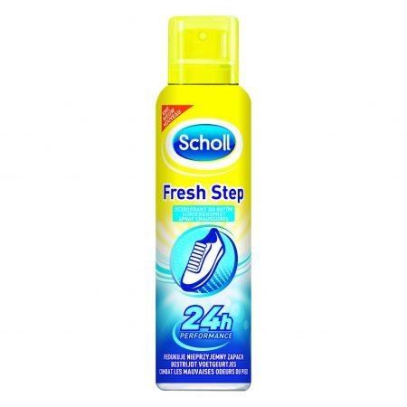 Scholl Fresh Step Shoe Spray apavu aerosols, 150 ml 27