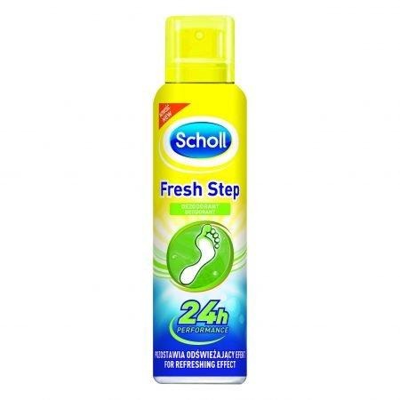 Sholl Fresh Step - kāju pēdu dezodorants un pretsviedru līdzeklis, 150 ml 16
