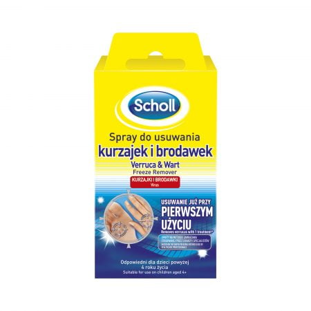 Scholl Spray For Freezing cпрей для замораживания бородавок, 80 мл 17