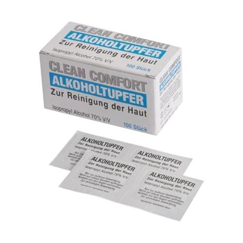 "AMPri salvetes injekcijām ""Clean Comfort"" 1"
