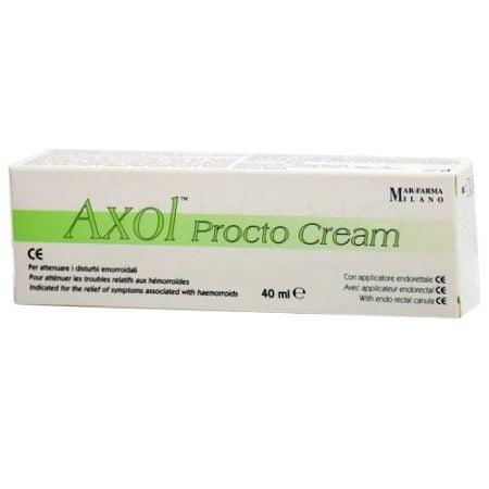 Axol Procto krēms pret hemoroīdiem, 40 ml 4