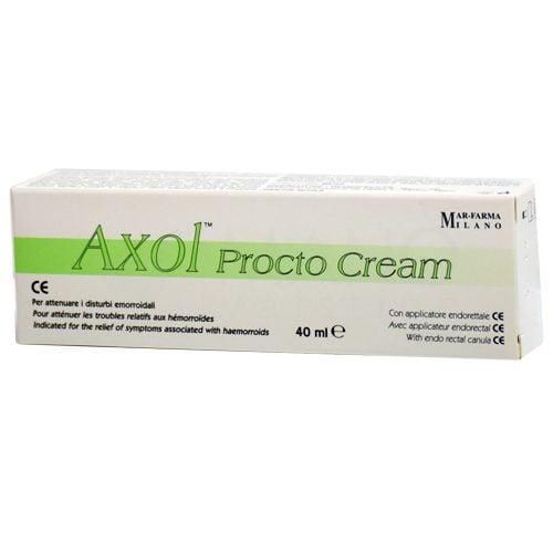 Axol Procto krēms pret hemoroīdiem, 40 ml 1