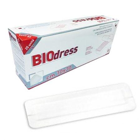 Rays Bio Dress pašlīmējoši brūču pārsēji (10 cm x 30 cm) 4
