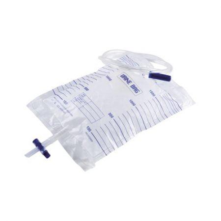Rays urīna apmaiņas maiss ar izlēju (2000 ml, 90 cm caurule) 5