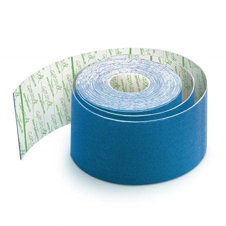 Gatapex kinezioloģiskais teips zilā krāsā (5 cm x 5,5 m), 1 gab. 5