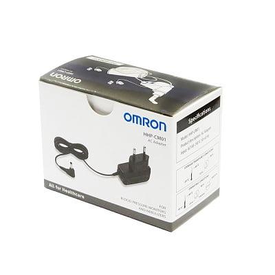 Strāvas adapteris asinsspiediena mērītājiem OMRON HHP-CM01 1