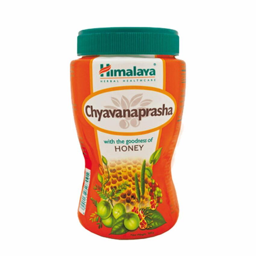 Himalaya Chyavanaprasha augļu maisījums ar dabisku medu, 500 g 1