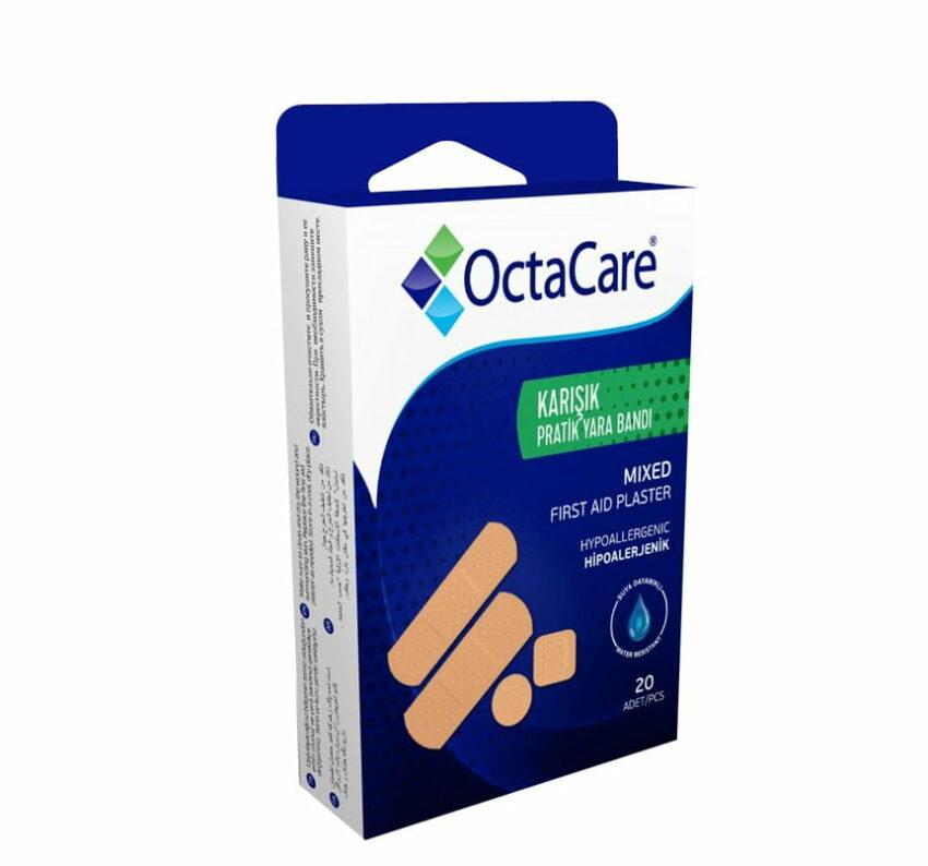 OctaCare ūdens noturīgi plāksteri, N20 1