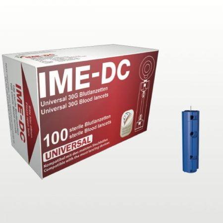 IME-DC Универсальные ланцеты 30G N100 5