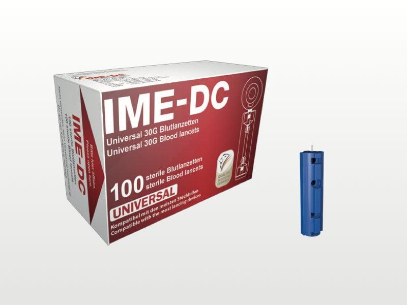 Universālā lancete 30G N100 IME-DC 1
