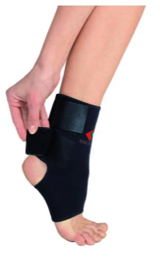 Эластичная неопреновая повязка (ортез) для фиксации сустава стопы TONUS ELAST 0310. 1