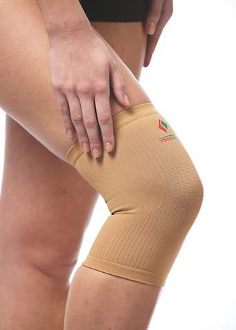 Эластичный трубчатый бинт (ортез) для коленных суставов, фикирующий, TONUS ELAST 9605-02 1