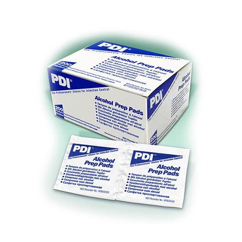 Salvetes injekcijām Alco-Prep Pad, 30x65mm, N200 1