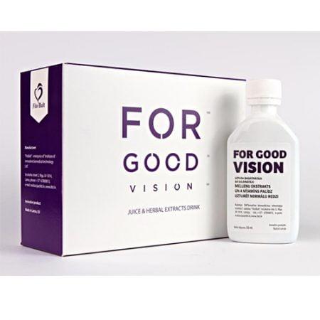 ForGoodVision, 6 X 50ml , uztura bagātinātājs redzei 9