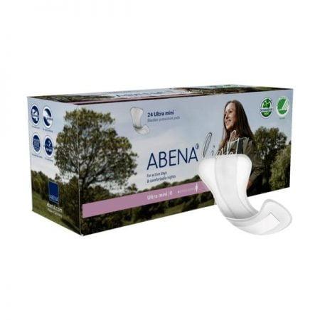 ABENA Light Ultra Mini прокладки при недержании мочи, 24 штуки 8