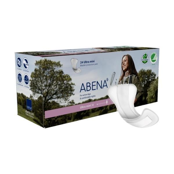 ABENA Light Ultra Mini ieliktnīši urīna nesaturēšanai, 24 gab. 1