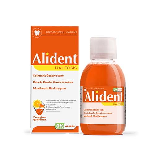 Ополаскиватель полости рта ALIDENT HEALTHY GUMS, 250 мл 1