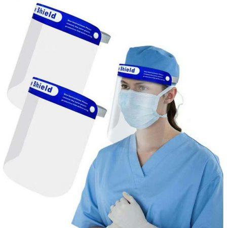 Защитный экран для лица Medical Face Shield N1 MZ-001 3